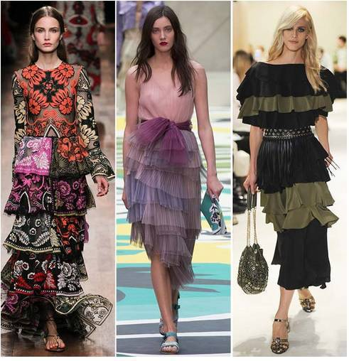 6 stylish tips in Spring Summer 2015