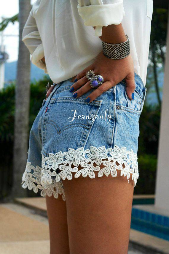 7 denim shorts trends for summer 2015