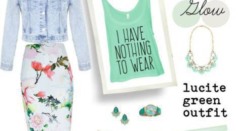 How to wear trendy colors in summer 2015