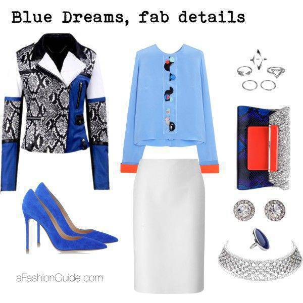 How to mix trend colors in spring summer 2015